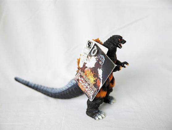 Bandai Burning Godzilla - With Tag