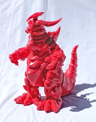 Megadon Soft Vinyl Figure - ltd edition (Red)