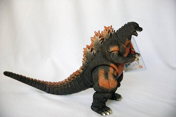Bandai Burning Godzilla 1995 - With Tag