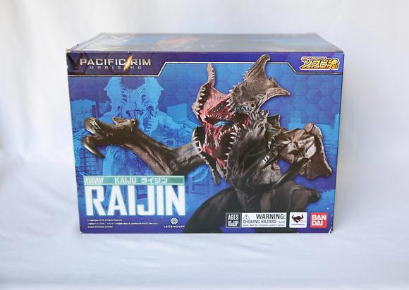 Bandai Tamashi Nation Pacific Rim Uprising - Kaiju Raijin