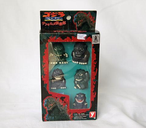 Godzilla 2000 SD Set