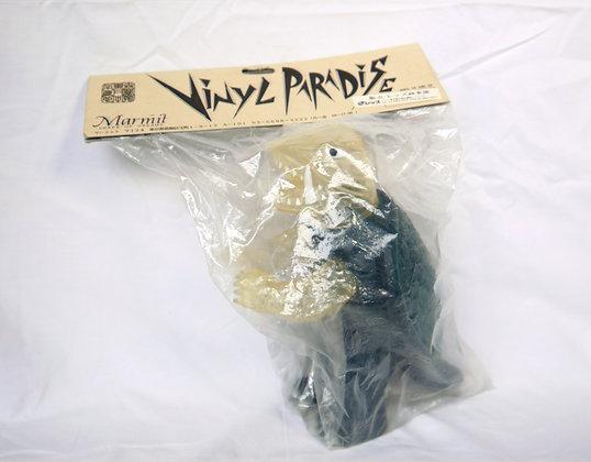 Marmit Vinyl Paradise Gamera Vinyl Figure - Clear Version CIB