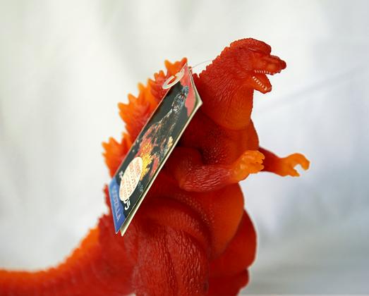 Bandai Godzilla Meltdown Theater Exclusive - With Tag