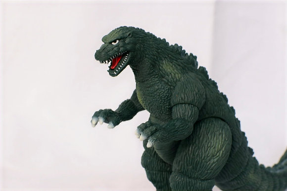 Bandai Godzilla 2005 Memorial Box - Godzilla Jr - WithTag