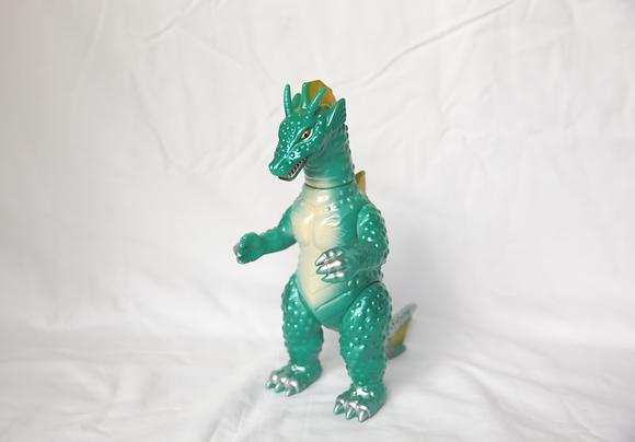 M1 Titanosaurus Sofubi - Green
