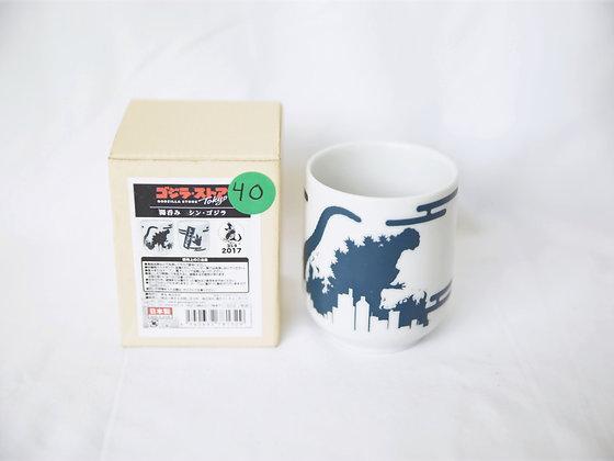 Shin Godzilla Japanese Teacup