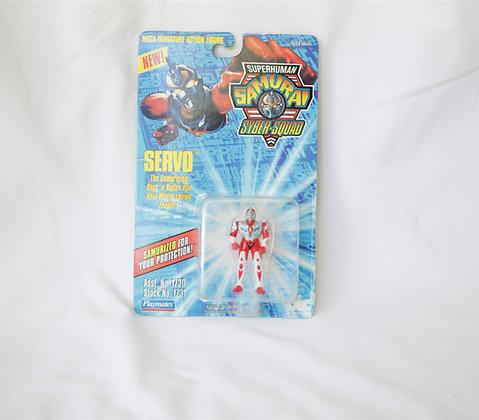 Mini Superhuman Samurai Syber-Squad - Servo - CIB