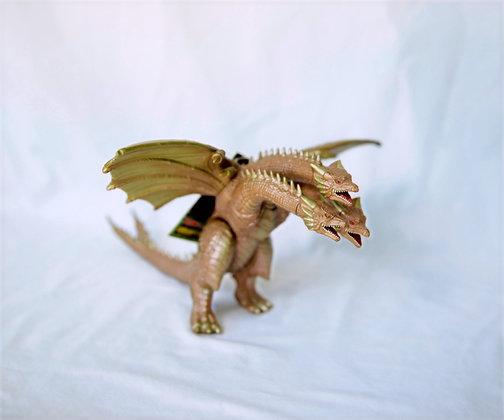 Bandai Cretaceous King Ghidorah - With Tag