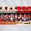Thumbnail: Super Sentai Bandai Red Hero vintage set 1993