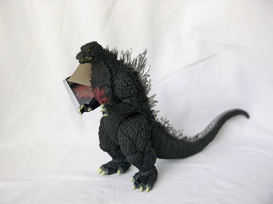 Bandai Godzilla 2004 - With Tag