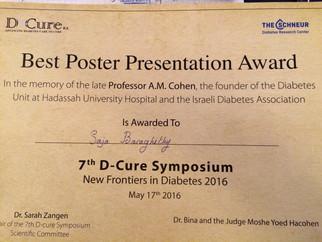 Best Poster Presentation