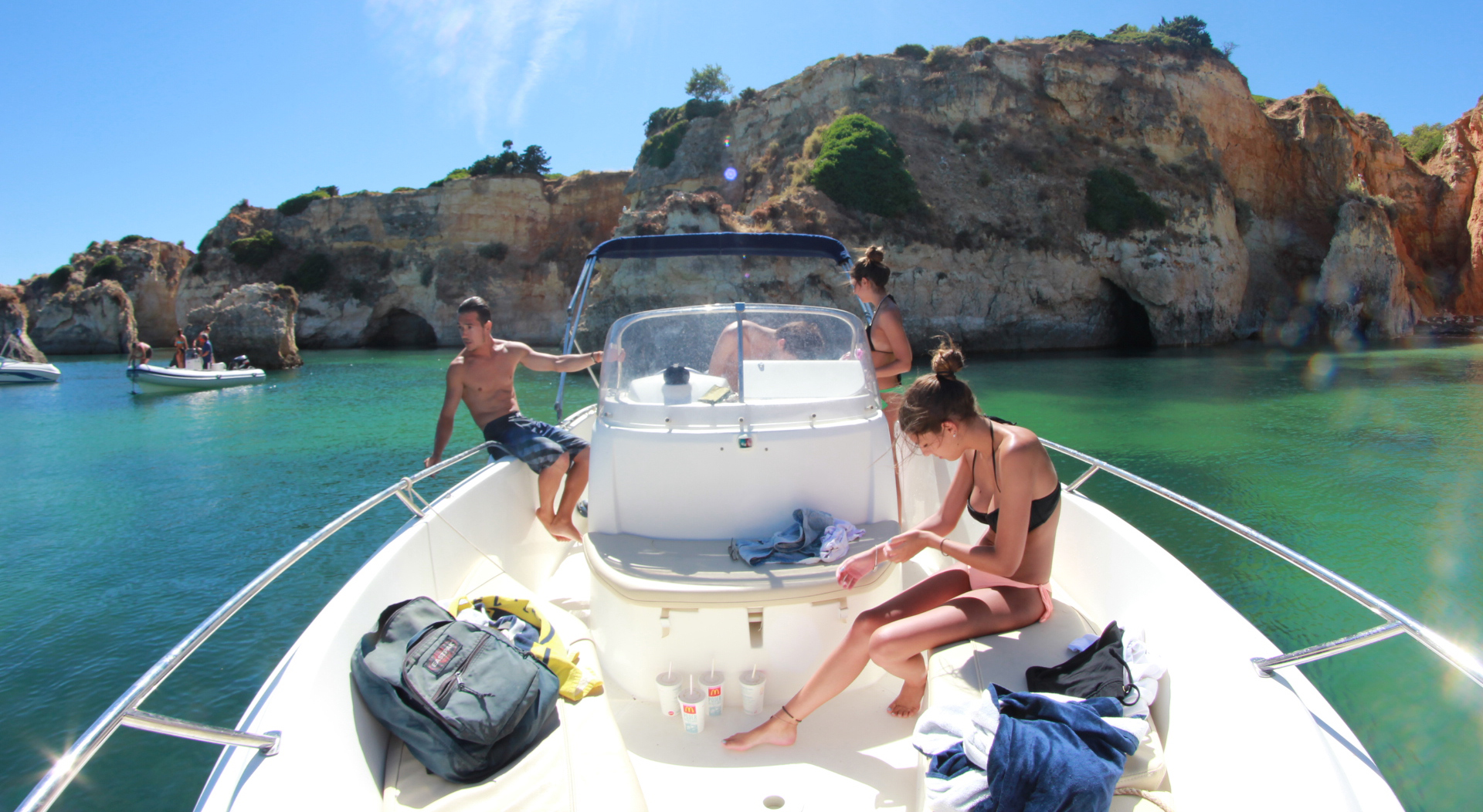 Motor Boat Rent Algarve