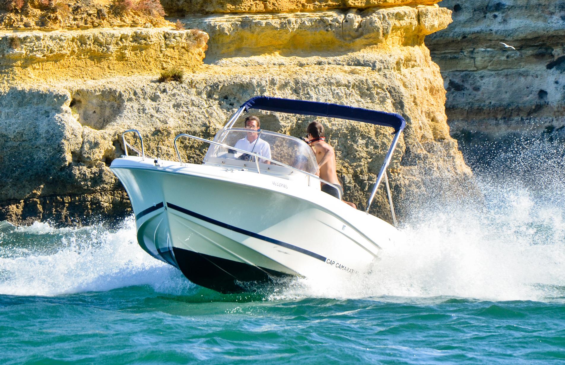 Motor Boat Rent Algarve