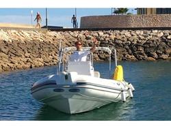 rib for rent in Algarve