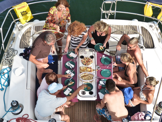 Sailing Trip Algarve