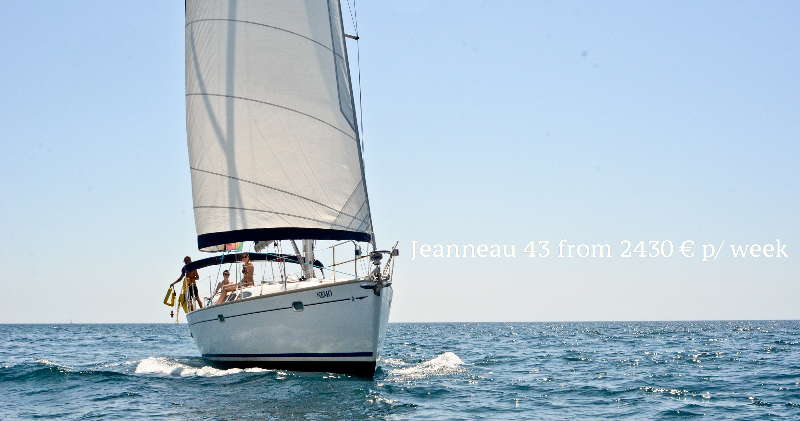Jeanneau Sun Odyssey 43 For Sale