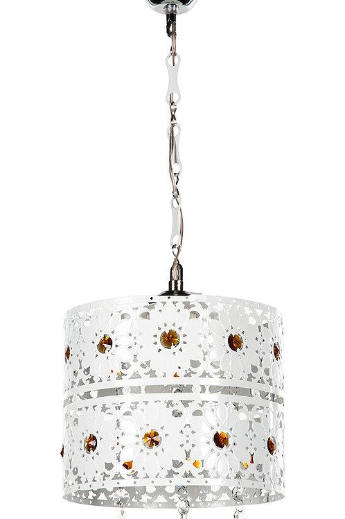 MANOLYA TEKLİ Pendant lamp White