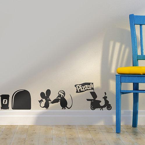 Dekorjinal Wall Sticker