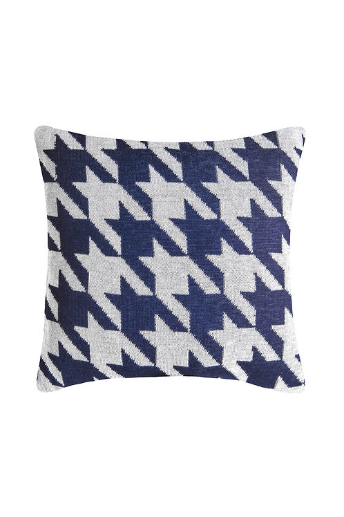 Knitted Pillow 43x43 Cm - Trkr-20