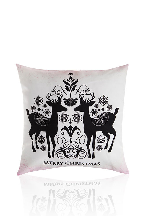 Pillowcase 45x45 Cm - Christmas v14/ 2 Pcs
