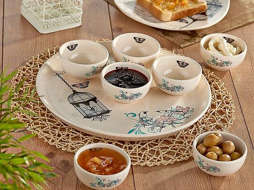 HITIT 8 Pcs Breakfast Set