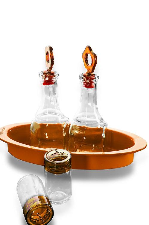 Oil Bottle&Salt Shaker