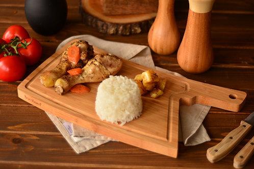Bambum Chopper - Cutting & Steak Board B2713