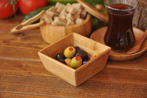 Bambum 6 Pcs Lungo Snack Bowl - (BKL01)