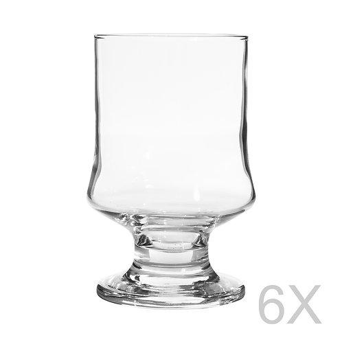 Arya 6 Pcs. Water Glass Set