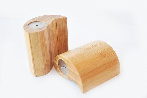 Bambum Ginger Salt&Pepper Set