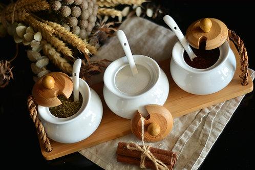 Bambum Puedo - 9 pcs cup set