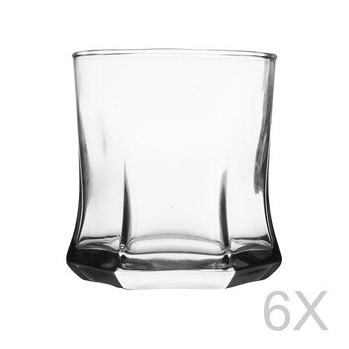 6 Pcs. Glass Set