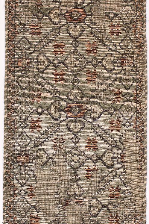3K Carpet Back to Home Avangard 36015A Green/Brown
