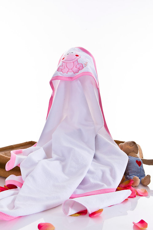 Baby Line Towel & Bathrobe - 101