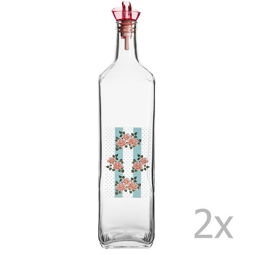 2 Pcs. Oil Bottle