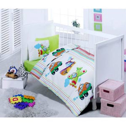 Baby Duvet Cover Set 100x135 Cm