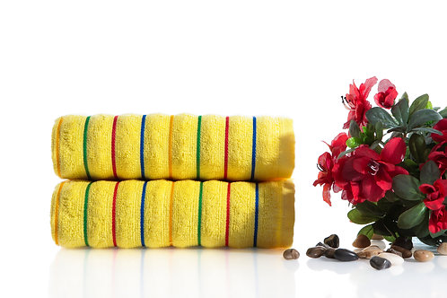 Towels-Rosy v1 Yellow