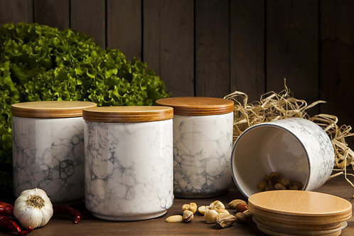 8 Pcs. Spice Jar Set