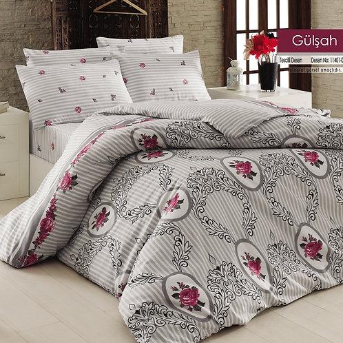 Clasy Cotton Duvet Sets - Gulsah V1