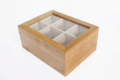 Bambum Misto Tea Storage Box