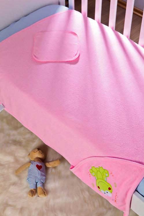 Baby Line Towel & Bathrobe - 103 Pink