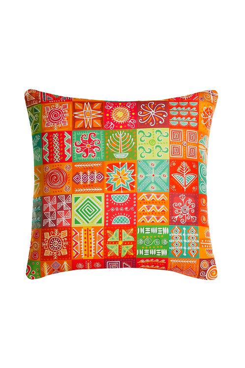 Decorative Pillowcase 45x45 Etnic v11 - 2 Pcs