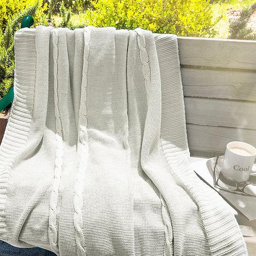 Tricot Blanket - 130x170 Cm