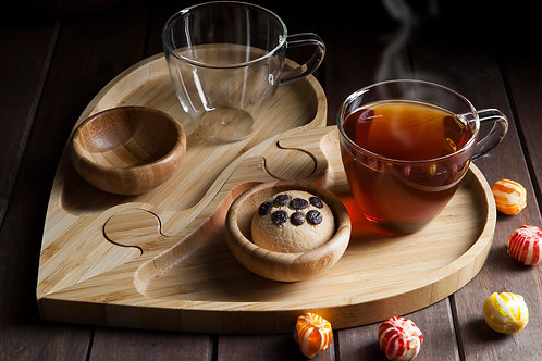 Bambum Canan - 6 Pcs. Tea Set B2787