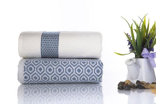 Towel Set 50x90 Cm (2 Pieces)