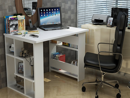Blues Working Table Whıte