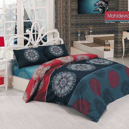 Clasy Cotton Duvet Sets - Mahidevran - V01