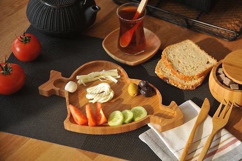 Bambum Eros Service Plate