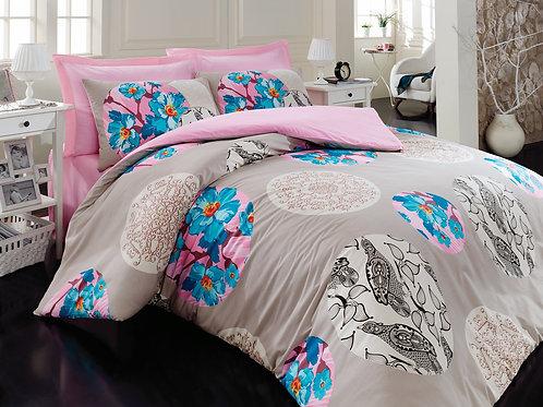 Clasy Cotton Duvet Sets - Maria Pink