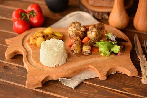Bambum Bufi - Cutting & Steak Board B2715
